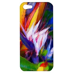 Palms02 Apple Iphone 5 Hardshell Case by psweetsdesign