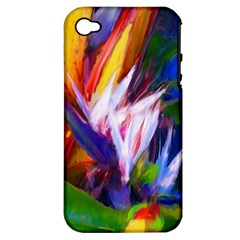 Palms02 Apple Iphone 4/4s Hardshell Case (pc+silicone) by psweetsdesign