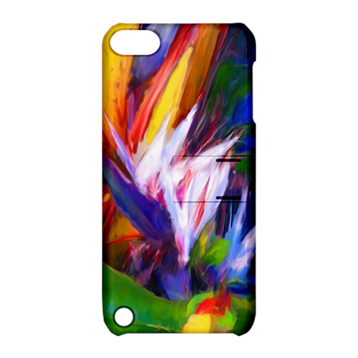 Palms02 Apple iPod Touch 5 Hardshell Case with Stand