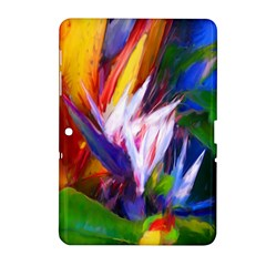 Palms02 Samsung Galaxy Tab 2 (10 1 ) P5100 Hardshell Case  by psweetsdesign