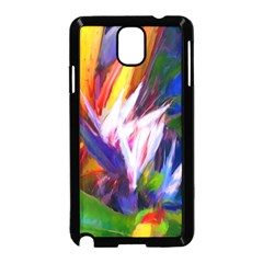 Palms02 Samsung Galaxy Note 3 Neo Hardshell Case (black) by psweetsdesign