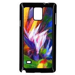 Palms02 Samsung Galaxy Note 4 Case (black) by psweetsdesign