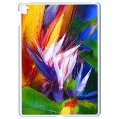 Palms02 Apple Ipad Pro 9 7   White Seamless Case by psweetsdesign