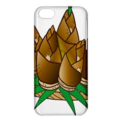 Young Bamboo Apple Iphone 5c Hardshell Case by Mariart