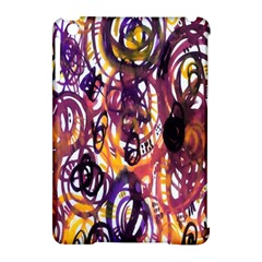 Autumnn Rainbow Apple Ipad Mini Hardshell Case (compatible With Smart Cover) by Mariart