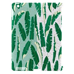 Banana Leaf Green Polka Dots Apple Ipad 3/4 Hardshell Case (compatible With Smart Cover) by Mariart