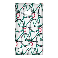 Bicycle Cycling Bike Green Sport Nokia Lumia 720 by Mariart