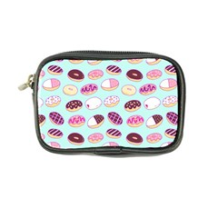 Donut Jelly Bread Sweet Coin Purse by Mariart