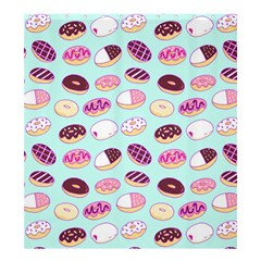 Donut Jelly Bread Sweet Shower Curtain 66  X 72  (large)  by Mariart