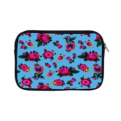 Crown Red Flower Floral Calm Rose Sunflower Apple Ipad Mini Zipper Cases by Mariart