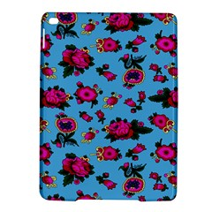 Crown Red Flower Floral Calm Rose Sunflower Ipad Air 2 Hardshell Cases by Mariart