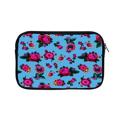 Crown Red Flower Floral Calm Rose Sunflower Apple Macbook Pro 13  Zipper Case by Mariart