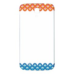 Fish Scales Dragon Circle Samsung Galaxy Mega I9200 Hardshell Back Case by Mariart