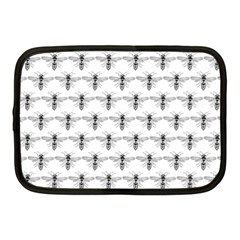 Bee Wasp Sting Netbook Case (medium)  by Mariart