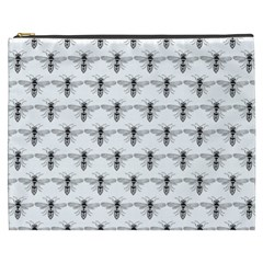 Bee Wasp Sting Cosmetic Bag (xxxl)  by Mariart
