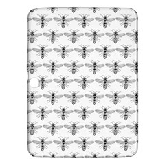 Bee Wasp Sting Samsung Galaxy Tab 3 (10 1 ) P5200 Hardshell Case  by Mariart