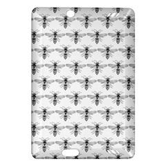 Bee Wasp Sting Amazon Kindle Fire Hd (2013) Hardshell Case by Mariart