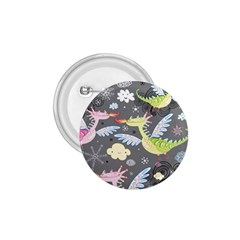 Dragonfly Animals Dragom Monster Fair Cloud Circle Polka 1 75  Buttons by Mariart