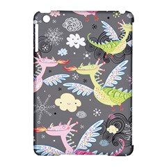 Dragonfly Animals Dragom Monster Fair Cloud Circle Polka Apple Ipad Mini Hardshell Case (compatible With Smart Cover) by Mariart