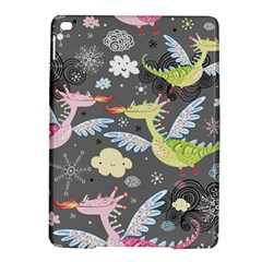Dragonfly Animals Dragom Monster Fair Cloud Circle Polka Ipad Air 2 Hardshell Cases by Mariart