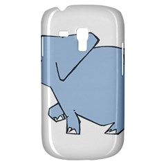 Illustrain Elephant Animals Galaxy S3 Mini by Mariart