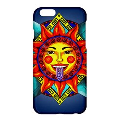 Aztec Sun Stone Apple Iphone 6 Plus/6s Plus Hardshell Case