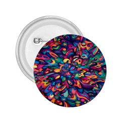 Moreau Rainbow Paint 2 25  Buttons by Mariart
