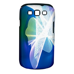 Net Sea Blue Sky Waves Wave Chevron Samsung Galaxy S Iii Classic Hardshell Case (pc+silicone) by Mariart