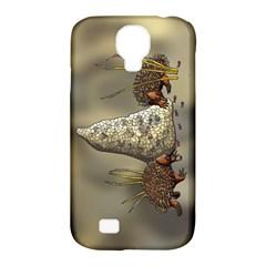Echidnas Samsung Galaxy S4 Classic Hardshell Case (pc+silicone) by retz