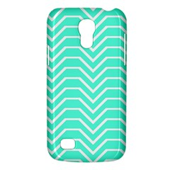 Seamless Pattern Of Curved Lines Create The Effect Of Depth The Optical Illusion Of White Wave Galaxy S4 Mini by Mariart