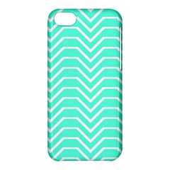 Seamless Pattern Of Curved Lines Create The Effect Of Depth The Optical Illusion Of White Wave Apple Iphone 5c Hardshell Case by Mariart