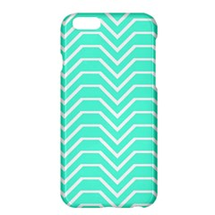 Seamless Pattern Of Curved Lines Create The Effect Of Depth The Optical Illusion Of White Wave Apple Iphone 6 Plus/6s Plus Hardshell Case by Mariart