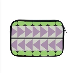 Shapes Patchwork Circle Triangle Apple Macbook Pro 15  Zipper Case by Mariart