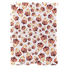 Pine Cones Pattern Apple Ipad 3/4 Hardshell Case (compatible With Smart Cover) by Mariart
