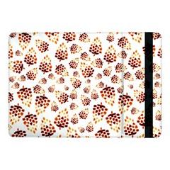 Pine Cones Pattern Samsung Galaxy Tab Pro 10 1  Flip Case by Mariart