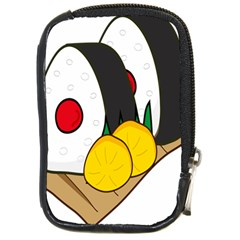 Sushi Food Japans Compact Camera Cases by Mariart