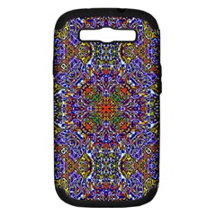 Oriental Pattern 01a Samsung Galaxy S Iii Hardshell Case (pc+silicone) by MoreColorsinLife