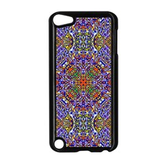 Oriental Pattern 01a Apple Ipod Touch 5 Case (black) by MoreColorsinLife