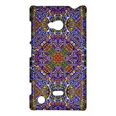 Oriental Pattern 01a Nokia Lumia 720 by MoreColorsinLife