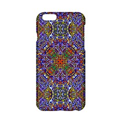 Oriental Pattern 01a Apple Iphone 6/6s Hardshell Case by MoreColorsinLife
