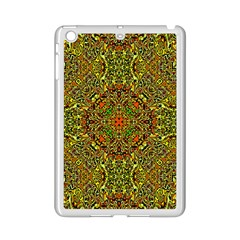 Oriental Pattern 01b Ipad Mini 2 Enamel Coated Cases by MoreColorsinLife