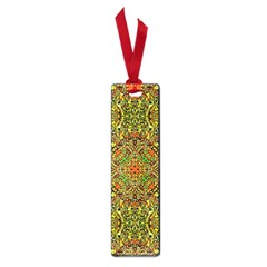 Oriental Pattern 01b Small Book Marks by MoreColorsinLife