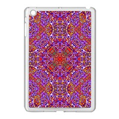 Oriental Pattern 01c Apple Ipad Mini Case (white) by MoreColorsinLife