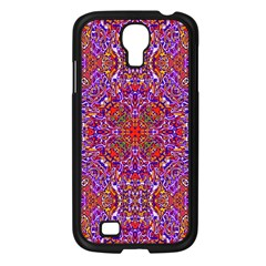 Oriental Pattern 01c Samsung Galaxy S4 I9500/ I9505 Case (black) by MoreColorsinLife