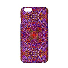 Oriental Pattern 01c Apple Iphone 6/6s Hardshell Case by MoreColorsinLife