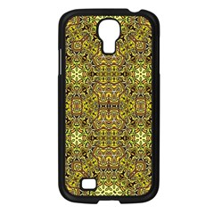 Oriental Pattern 02a Samsung Galaxy S4 I9500/ I9505 Case (black) by MoreColorsinLife