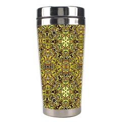 Oriental Pattern 02a Stainless Steel Travel Tumblers by MoreColorsinLife