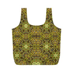 Oriental Pattern 02a Full Print Recycle Bags (m)  by MoreColorsinLife