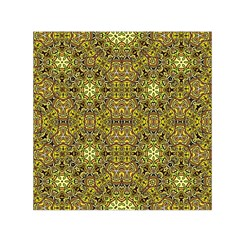 Oriental Pattern 02a Small Satin Scarf (square) by MoreColorsinLife