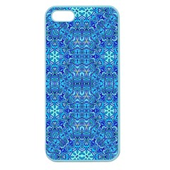 Oriental Pattern 02b Apple Seamless Iphone 5 Case (color) by MoreColorsinLife
